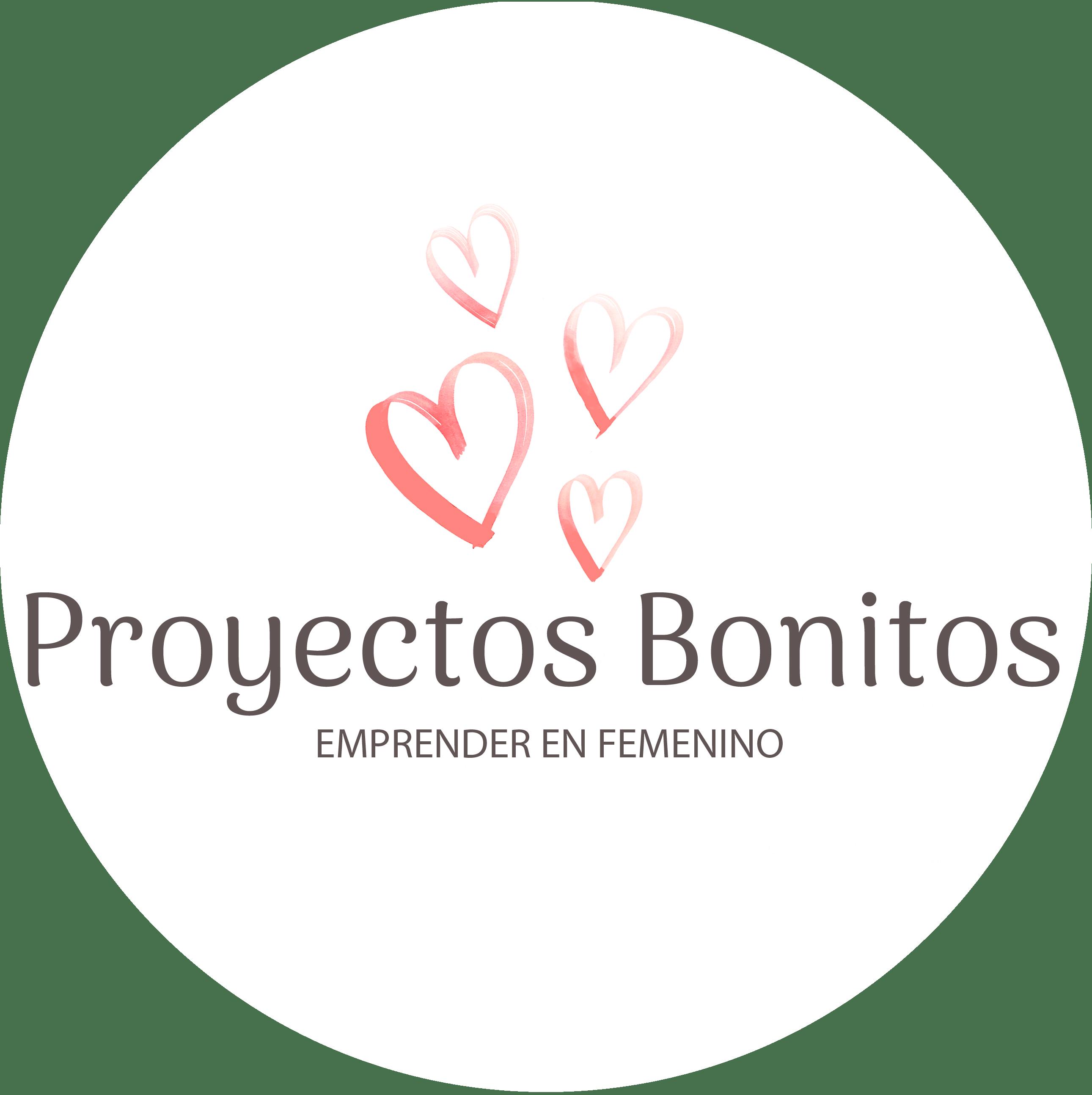 Proyectos Bonitos. Emprender en Femenino.