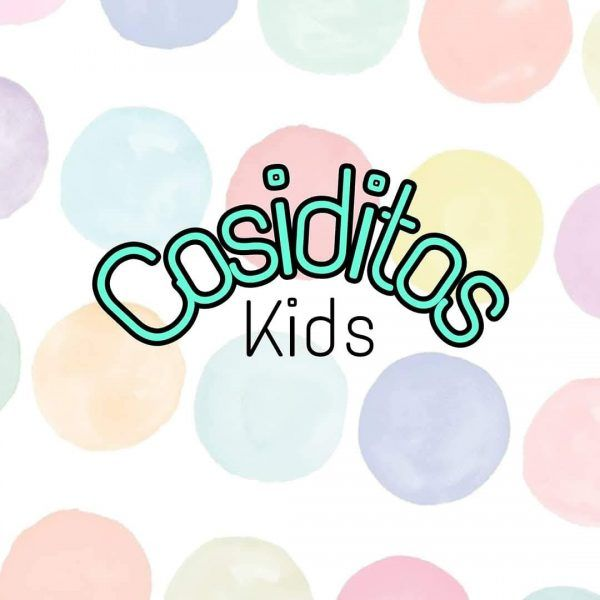 cosiditos kids, logo, ropa infantil hecha a mano Proyectos Bonitos