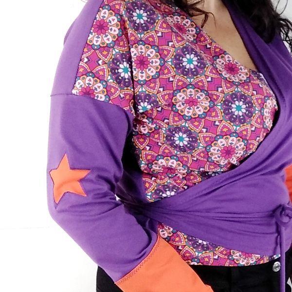 la costurera inquita camiseta cruzada proyectos bonitos