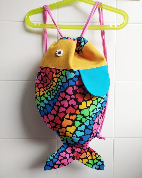 pez costurera inquieta proyectos bonitos