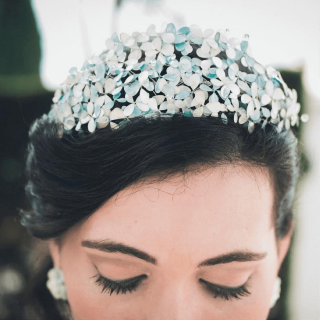 tiara de rosser complementos por proyectos bonitos