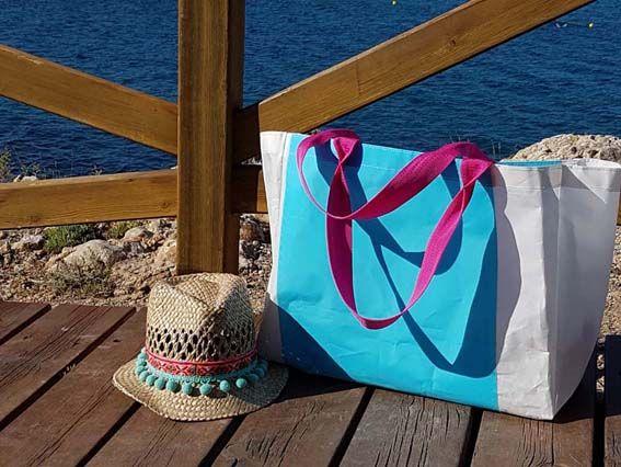 AqualataBCN Bolsa La Rochelle Azul