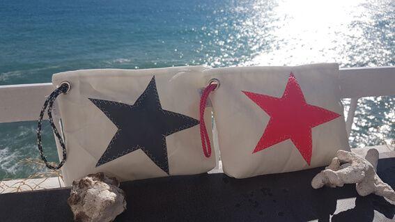 AqualataBCN Neceseres Chios Estrella Rosa y Gris