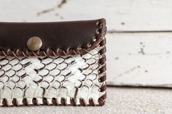 leonika piel monederos-de-cuero-serpiente-animalpring-wallet-coin-purse-handmade-15