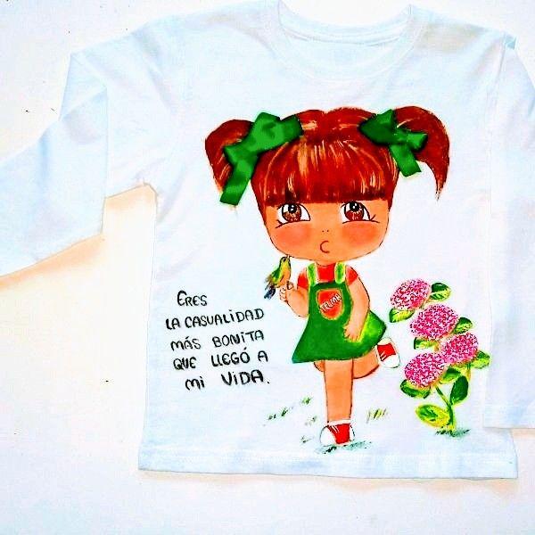 market proyectos bonitos camiseta love niña freixxa