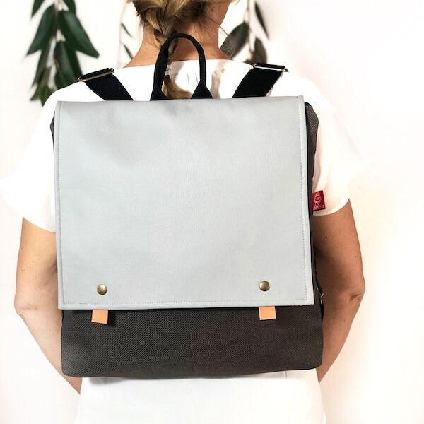 market proyectos bonitos la bicha creativa mochila bolso handmade