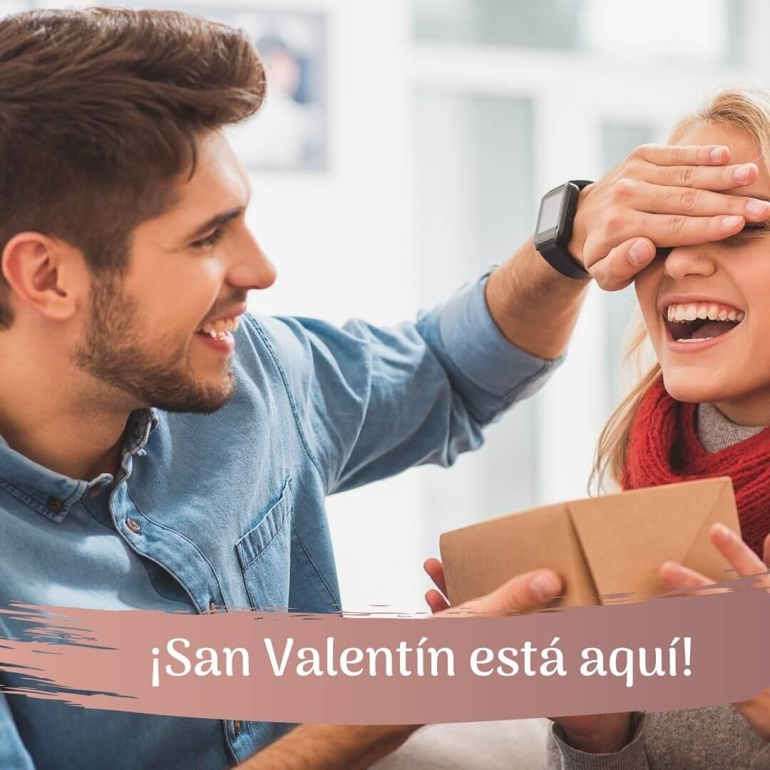 San valentín está aquí regalos exclusivos de Proyectos Bonitos