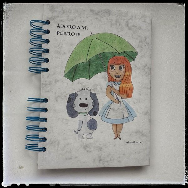 InesIlustra Ilustraciones hechas a mano en Proyectos Bonitos 2