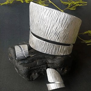aluminart barcelona anillo hecho a mano