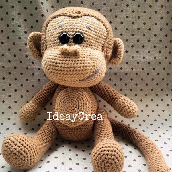 ideaycrea amigurumis mono hechos a mano