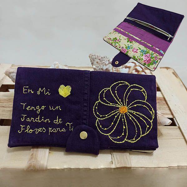 lilo moda atelier cartera moraflor