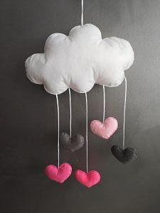 nube decoración infantil les meves creacions